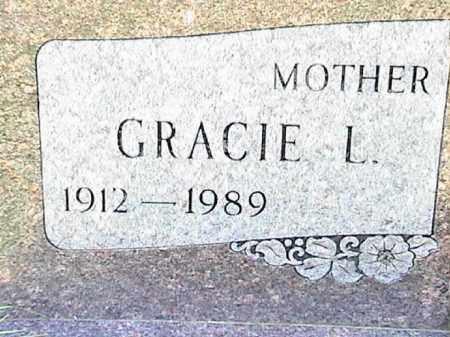 ALTOM, GRACIE L. (CLOSE UP) - Lafayette County, Arkansas | GRACIE L. (CLOSE UP) ALTOM - Arkansas Gravestone Photos