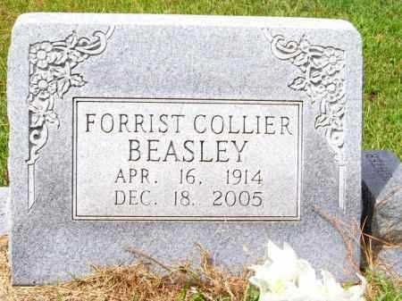 BEASLEY, FORRIST COLLIER - Lafayette County, Arkansas | FORRIST COLLIER BEASLEY - Arkansas Gravestone Photos