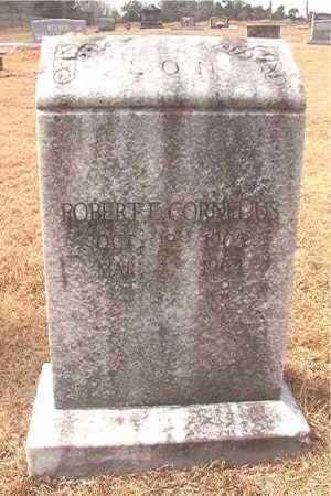 CORNELIUS, ROBERT E - Lafayette County, Arkansas | ROBERT E CORNELIUS - Arkansas Gravestone Photos