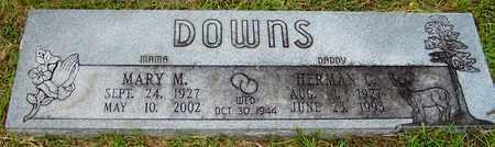 DOWNS, HERMAN C - Lafayette County, Arkansas | HERMAN C DOWNS - Arkansas Gravestone Photos