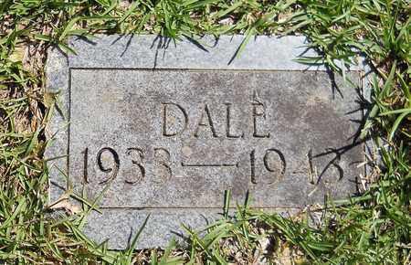 EDDY, DALE - Lafayette County, Arkansas | DALE EDDY - Arkansas Gravestone Photos