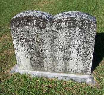 EDDY, H. T. - Lafayette County, Arkansas   H. T. EDDY - Arkansas Gravestone Photos