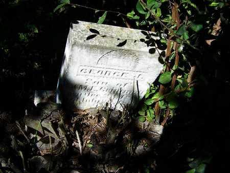 GRIMMETT, GEORGE J - Lafayette County, Arkansas   GEORGE J GRIMMETT - Arkansas Gravestone Photos