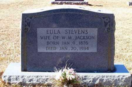 JACKSON, EULA - Lafayette County, Arkansas   EULA JACKSON - Arkansas Gravestone Photos