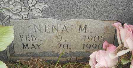 MINTER KUYKENDALL, NENA (CLOSEUP) - Lafayette County, Arkansas | NENA (CLOSEUP) MINTER KUYKENDALL - Arkansas Gravestone Photos