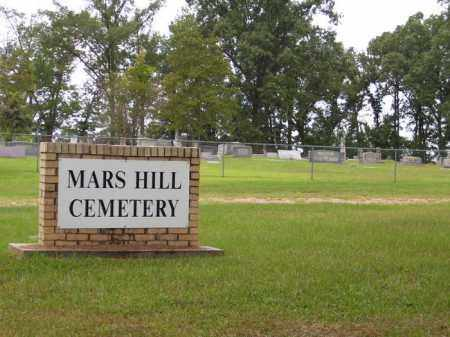 *MARS HILL CEMETARY VIEW,  - Lafayette County, Arkansas |  *MARS HILL CEMETARY VIEW - Arkansas Gravestone Photos