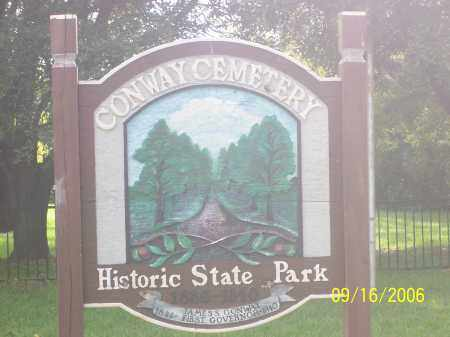 *HISTORIC PARK SIGN,  - Lafayette County, Arkansas |  *HISTORIC PARK SIGN - Arkansas Gravestone Photos