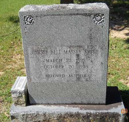 MASSEY SMITH, CARRIE BELL - Lafayette County, Arkansas | CARRIE BELL MASSEY SMITH - Arkansas Gravestone Photos