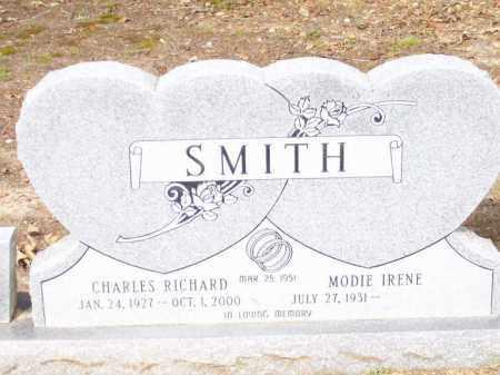 SMITH, CHARLES RICHARD - Lafayette County, Arkansas | CHARLES RICHARD SMITH - Arkansas Gravestone Photos