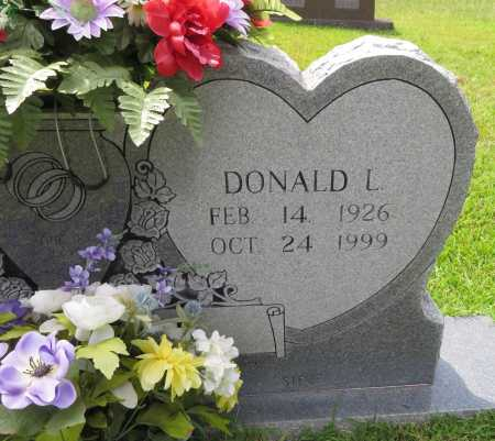 SMITH, DONALD L - Lafayette County, Arkansas | DONALD L SMITH - Arkansas Gravestone Photos
