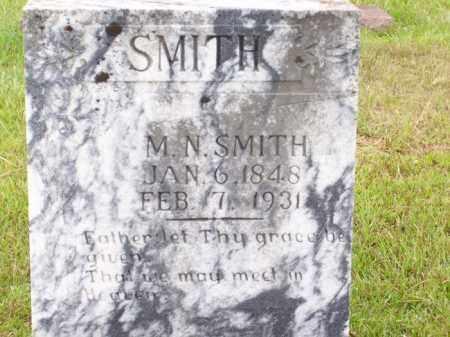 SMITH, M N - Lafayette County, Arkansas   M N SMITH - Arkansas Gravestone Photos