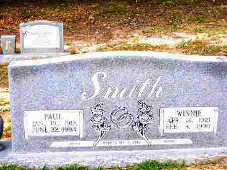 SMITH, ROBERT PAUL - Lafayette County, Arkansas | ROBERT PAUL SMITH - Arkansas Gravestone Photos