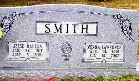 SMITH, VERNA - Lafayette County, Arkansas | VERNA SMITH - Arkansas Gravestone Photos