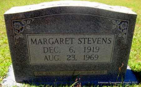 STEVENS, MARGARET - Lafayette County, Arkansas   MARGARET STEVENS - Arkansas Gravestone Photos