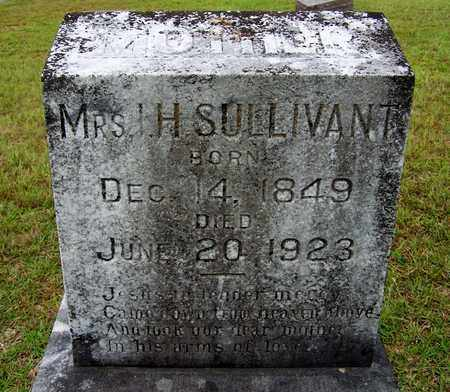 SULLIVANT, I H, MRS - Lafayette County, Arkansas | I H, MRS SULLIVANT - Arkansas Gravestone Photos