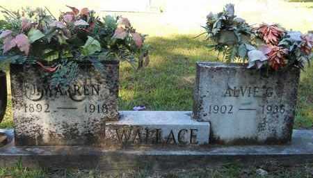 WALLACE, ALVIE G - Lafayette County, Arkansas   ALVIE G WALLACE - Arkansas Gravestone Photos