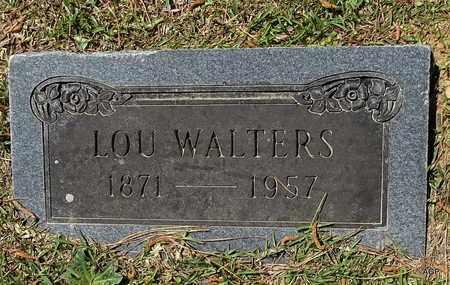 WALTERS, LOU - Lafayette County, Arkansas | LOU WALTERS - Arkansas Gravestone Photos