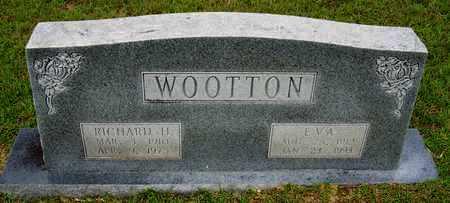 WOOTTON, EVA - Lafayette County, Arkansas | EVA WOOTTON - Arkansas Gravestone Photos