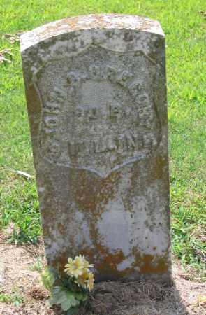 GREGORY (VETERAN UNION), JOHN C. - Lawrence County, Arkansas   JOHN C. GREGORY (VETERAN UNION) - Arkansas Gravestone Photos