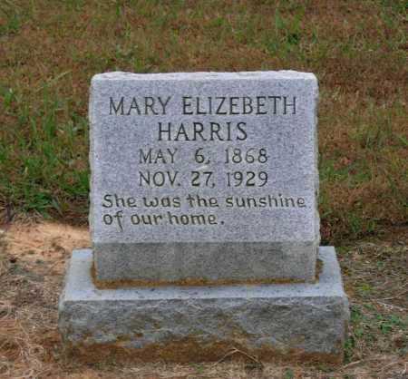 LANCASTER, MARY ELIZEBETH WARD HARRINGTON HARRIS - Lawrence County, Arkansas | MARY ELIZEBETH WARD HARRINGTON HARRIS LANCASTER - Arkansas Gravestone Photos