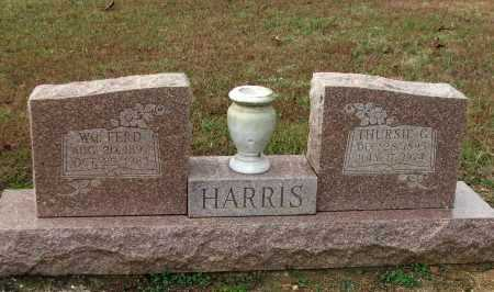 "HYBARGER HARRIS, THURSIA GENEVA ""THURSIE"" - Lawrence County, Arkansas 