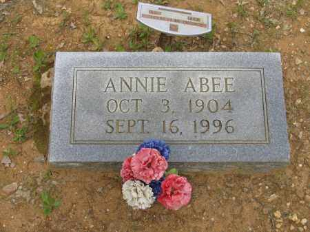DENT ABEE, ANNIE MAE - Lawrence County, Arkansas   ANNIE MAE DENT ABEE - Arkansas Gravestone Photos