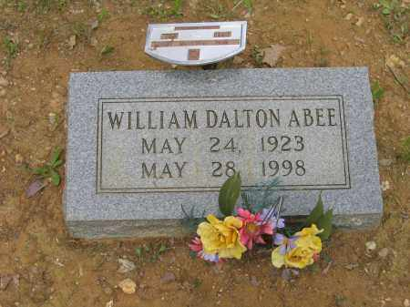 ABEE (VETERAN WWII), WILLIAM DALTON - Lawrence County, Arkansas | WILLIAM DALTON ABEE (VETERAN WWII) - Arkansas Gravestone Photos