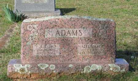 ADAMS, HAZEL MARIE - Lawrence County, Arkansas   HAZEL MARIE ADAMS - Arkansas Gravestone Photos