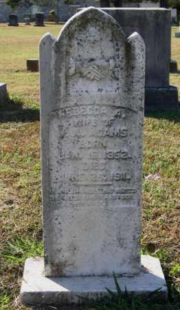 ADAMS, REBECCA A - Lawrence County, Arkansas | REBECCA A ADAMS - Arkansas Gravestone Photos