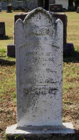 "ADAMS, WILLIAM A. ""BUCK"" - Lawrence County, Arkansas | WILLIAM A. ""BUCK"" ADAMS - Arkansas Gravestone Photos"