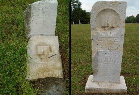 ALFORD, SARAH E. - Lawrence County, Arkansas | SARAH E. ALFORD - Arkansas Gravestone Photos