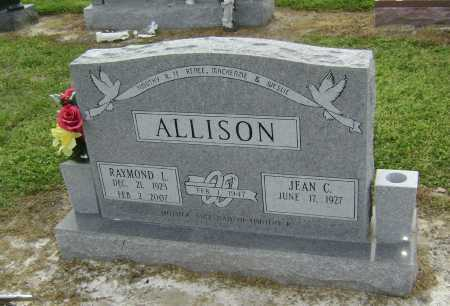ALLISON, RAYMOND LEON - Lawrence County, Arkansas | RAYMOND LEON ALLISON - Arkansas Gravestone Photos