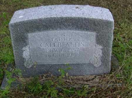 ALTIS, CALEB - Lawrence County, Arkansas | CALEB ALTIS - Arkansas Gravestone Photos