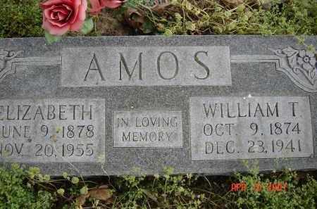 AMOS, WILLIAM THOMAS - Lawrence County, Arkansas | WILLIAM THOMAS AMOS - Arkansas Gravestone Photos