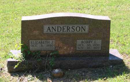 ANDERSON, BOBBY LAVALLE - Lawrence County, Arkansas | BOBBY LAVALLE ANDERSON - Arkansas Gravestone Photos