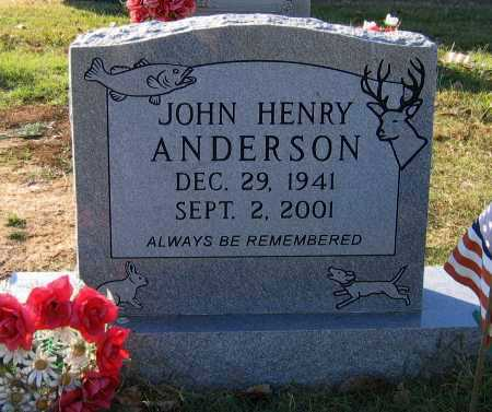 ANDERSON, JOHN HENRY - Lawrence County, Arkansas | JOHN HENRY ANDERSON - Arkansas Gravestone Photos