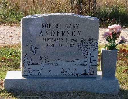 ANDERSON, ROBERT GARY - Lawrence County, Arkansas   ROBERT GARY ANDERSON - Arkansas Gravestone Photos