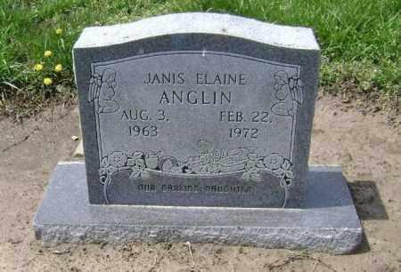 ANGLIN, JANIS ELAINE - Lawrence County, Arkansas | JANIS ELAINE ANGLIN - Arkansas Gravestone Photos