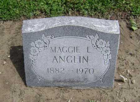ANGLIN, MAGGIE LEE - Lawrence County, Arkansas | MAGGIE LEE ANGLIN - Arkansas Gravestone Photos