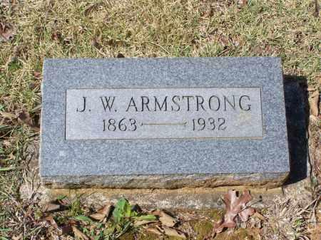 ARMSTRONG, J. W. - Lawrence County, Arkansas | J. W. ARMSTRONG - Arkansas Gravestone Photos