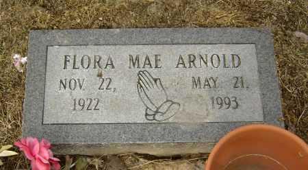 ARNOLD, FLORA MAE - Lawrence County, Arkansas   FLORA MAE ARNOLD - Arkansas Gravestone Photos