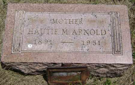 ARNOLD, HAUTIE M. - Lawrence County, Arkansas | HAUTIE M. ARNOLD - Arkansas Gravestone Photos