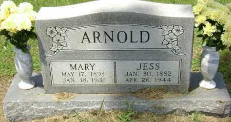 ARNOLD, MARY - Lawrence County, Arkansas | MARY ARNOLD - Arkansas Gravestone Photos
