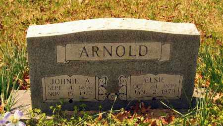 ARNOLD, JOHNIE ALEXANDER - Lawrence County, Arkansas | JOHNIE ALEXANDER ARNOLD - Arkansas Gravestone Photos