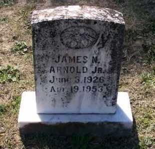 ARNOLD, JR., JAMES NOEL - Lawrence County, Arkansas   JAMES NOEL ARNOLD, JR. - Arkansas Gravestone Photos