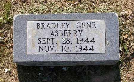 ASBERRY, BRADLEY GENE - Lawrence County, Arkansas | BRADLEY GENE ASBERRY - Arkansas Gravestone Photos