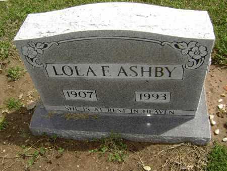 ASHBY, LOLA FAYE - Lawrence County, Arkansas | LOLA FAYE ASHBY - Arkansas Gravestone Photos