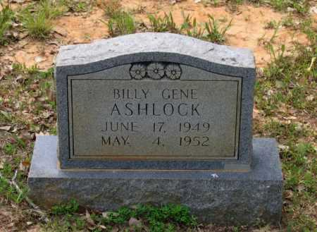 ASHLOCK, BILLY GENE - Lawrence County, Arkansas | BILLY GENE ASHLOCK - Arkansas Gravestone Photos