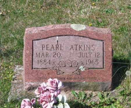 ATKINS, PEARL - Lawrence County, Arkansas | PEARL ATKINS - Arkansas Gravestone Photos