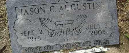 AUGUSTINE, JASON COLUMBUS - Lawrence County, Arkansas | JASON COLUMBUS AUGUSTINE - Arkansas Gravestone Photos